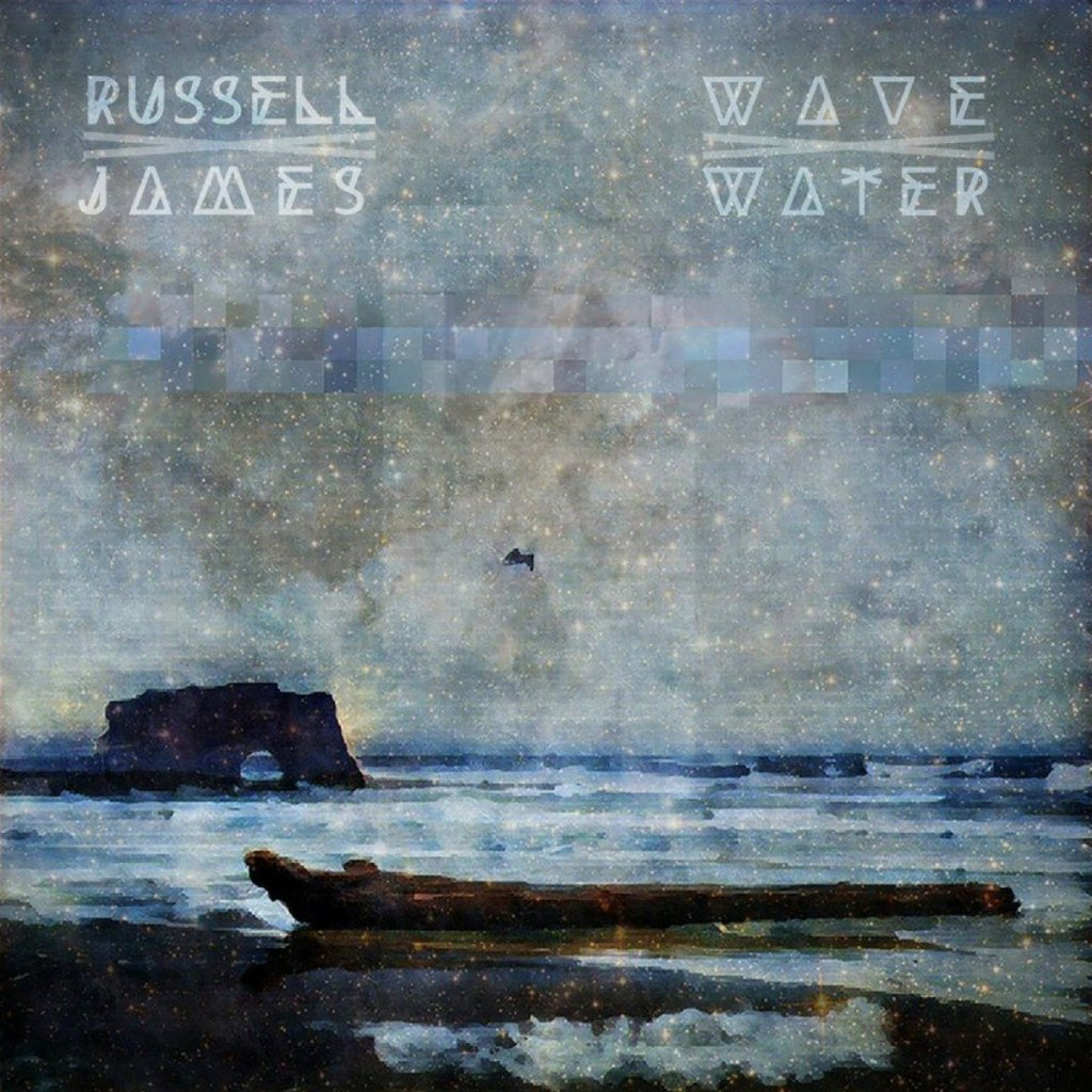 Wave/Water LP art by Russell James