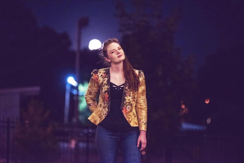 Recording artist Merry Ellen Kirk