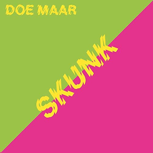 "Doe Maar Band LP ""Skunk"""