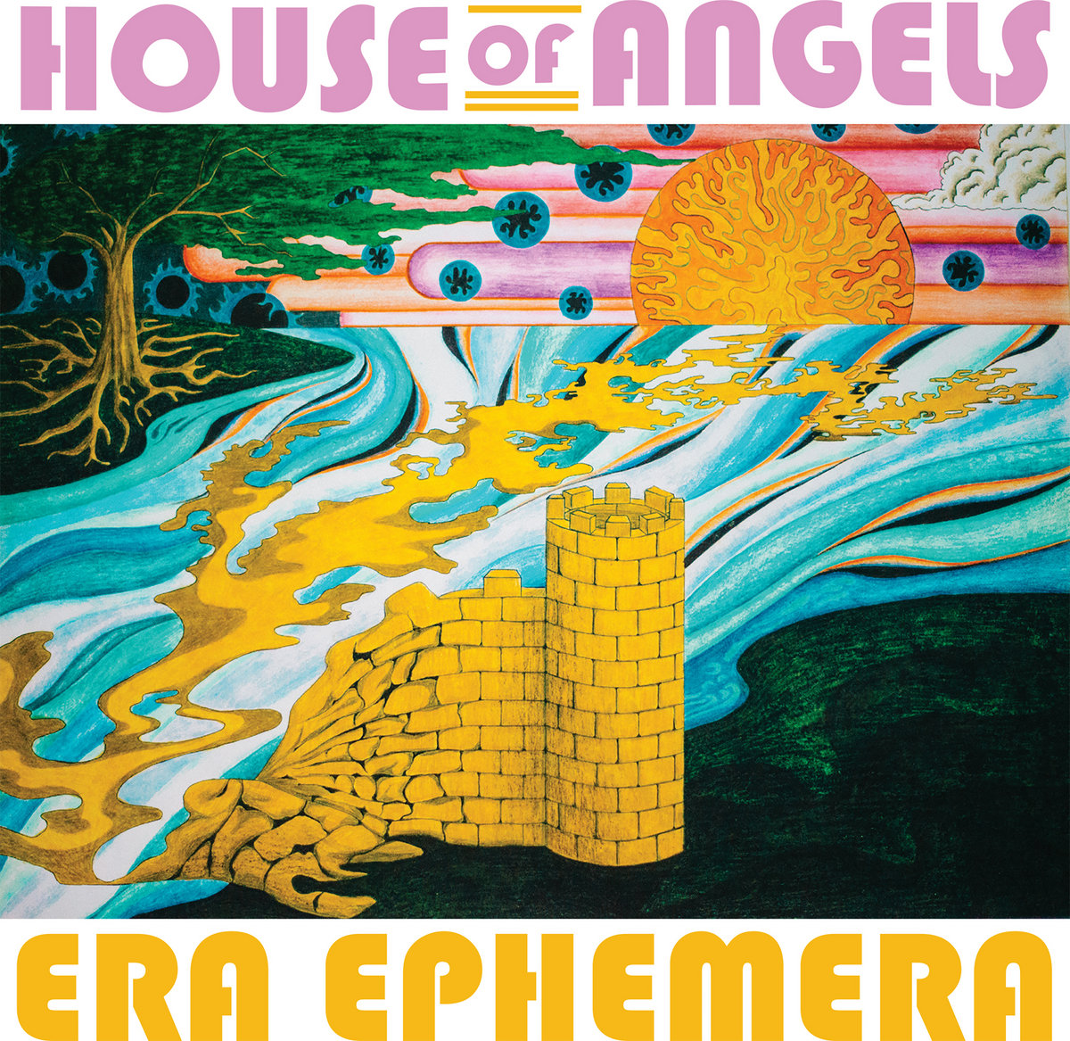 House of Angels LP art