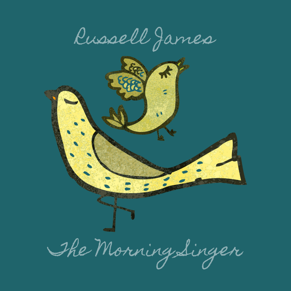 The Morning Singer album art