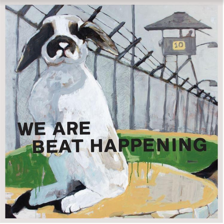 We Are Beat Happening box set artwork