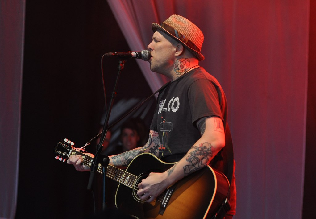 Kristopher Roe, frontman of The Ataris