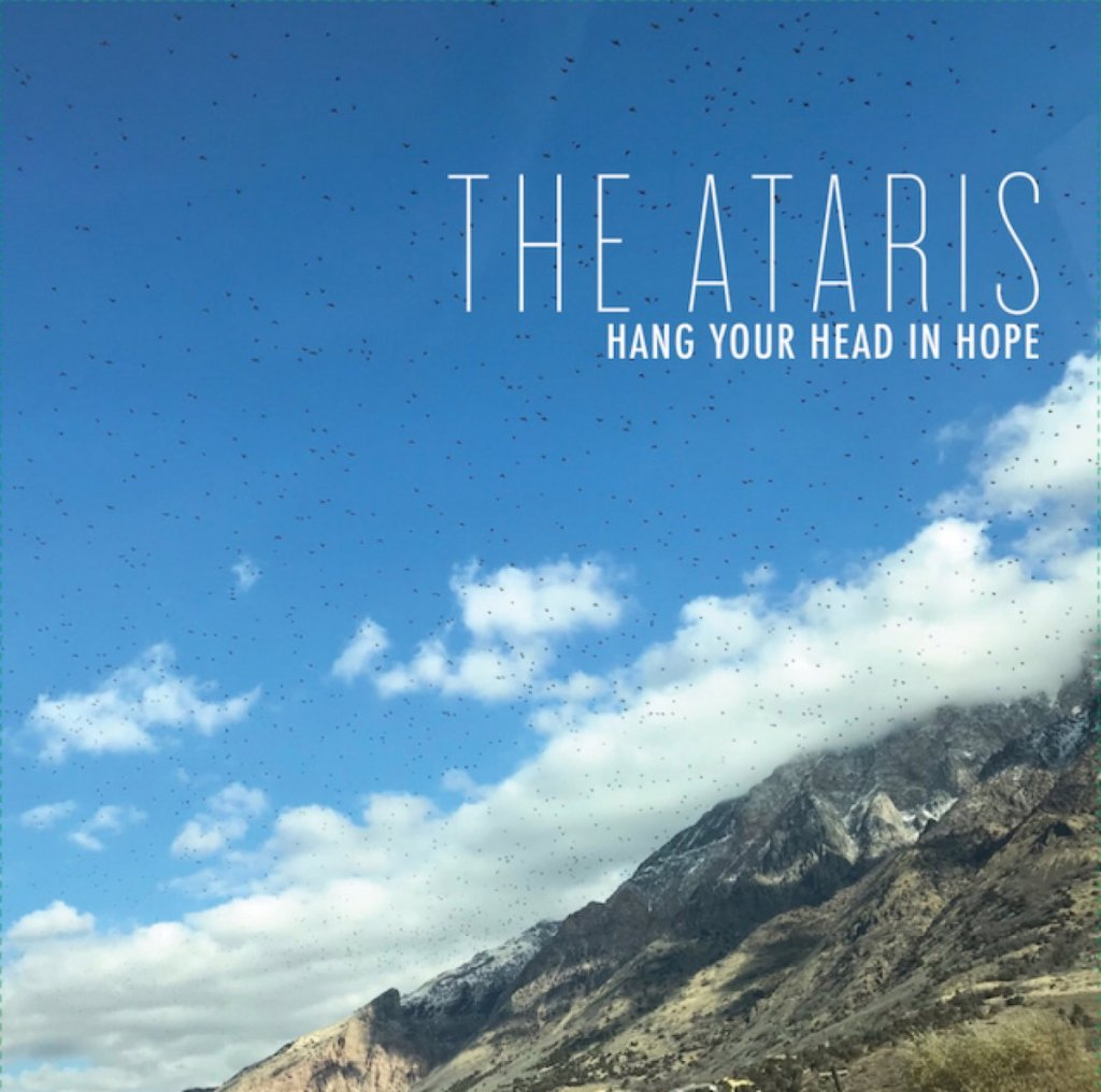 The Ataris Hang Your Head In Hope LP artwork.